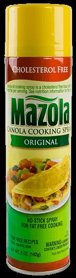 Mazola<sup>®</sup> No-Stick Cooking Spray Original