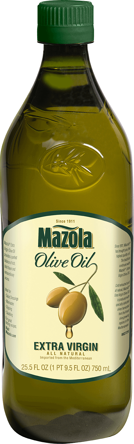 Mazola<sup>®</sup> Extra Virgin Olive Oil